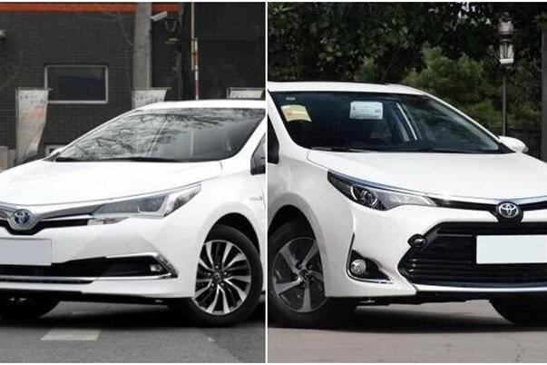 本是同根生 丰田卡罗拉和雷凌配置上有哪些区别?谁更值得入手?