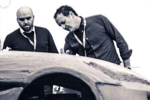 前法拉利、奔驰设计师加盟 比亚迪 「龙脸」之后再上一层楼