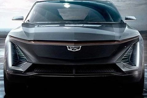 凯迪拉克首款纯电动SUV官图发布 2021年首发