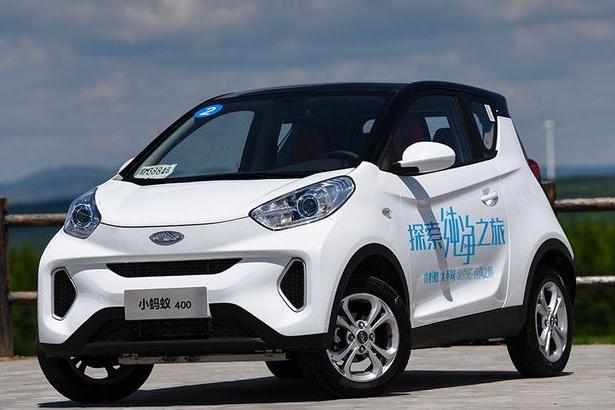 这奇瑞小车仅卖6万,用全铝车身结构,销量已排进榜单第二名