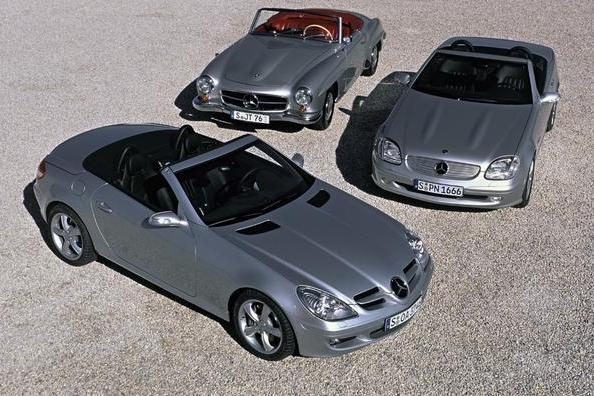 后继无车,奔驰SLC级将迎来终极版本,正式向历史谢幕
