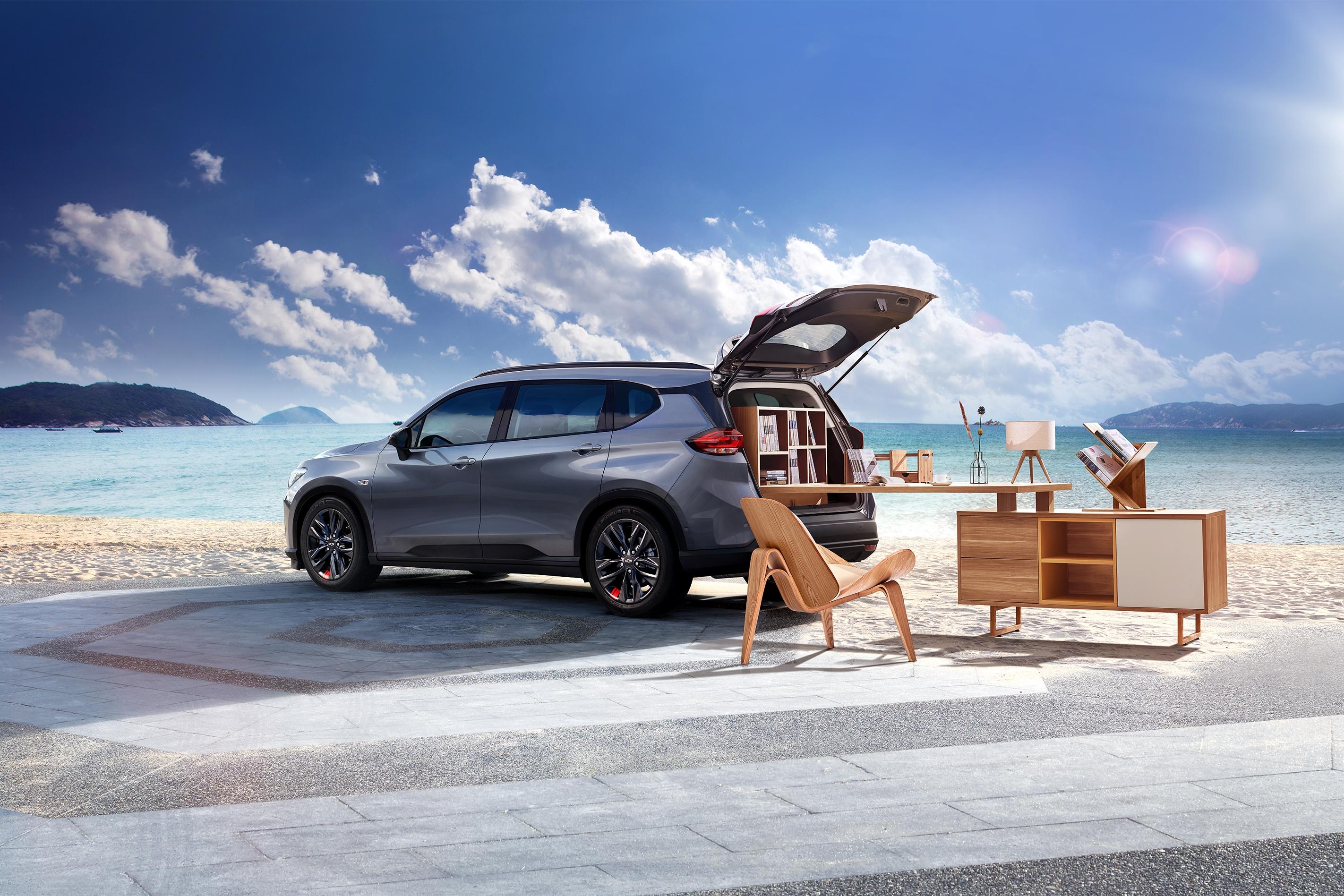 雪佛兰沃兰多新增5座版车型 更强装载能力/11.49万元起售图片