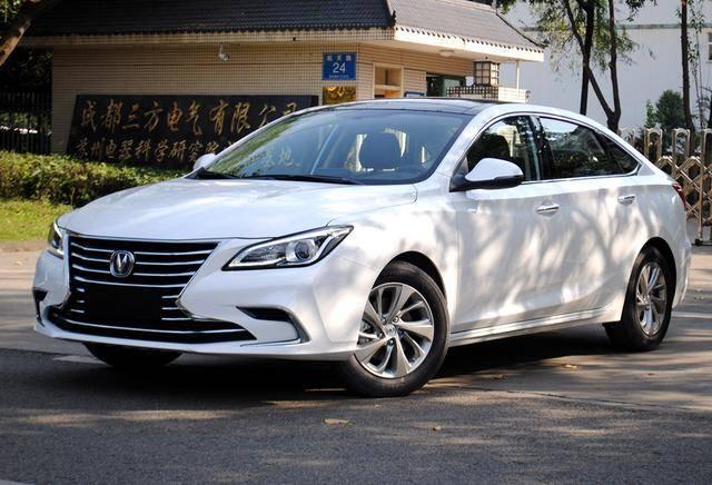 10万级国产轿车,吉利帝豪GL和长安睿骋CC谁更值得买?