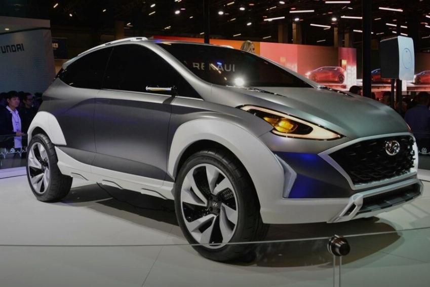现代推出全新小SUV将于 4月中旬亮相 车长4米或与长安CS15相当