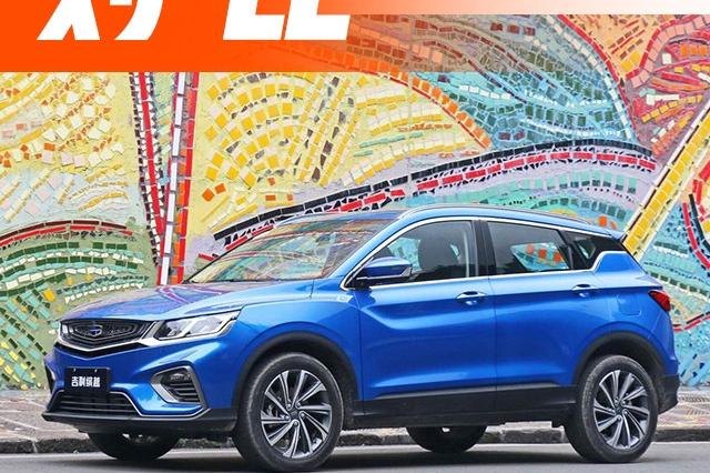 10万内,这3台国产精品SUV人气超高,好看又好卖!