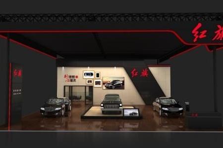 红旗首款中大型SUV来了,Q7、X5、途昂是竞品,卖20万你会出手吗