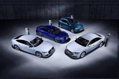奥迪将于日内瓦车展发布4款PHEV车型 纯电续航超40km