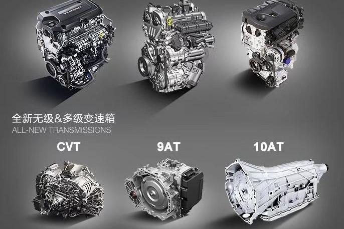 """同步全球引入全新一代驱动系统,上汽通用带来""""最优""""动力输出"""