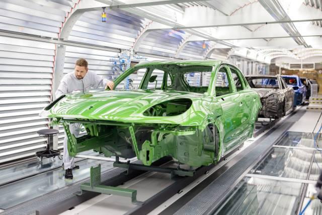取代燃油版 保时捷Macan将推纯电动车型