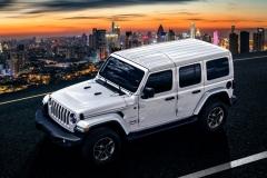 Jeep牧马人炫顶版限量首发 售价46.29万元