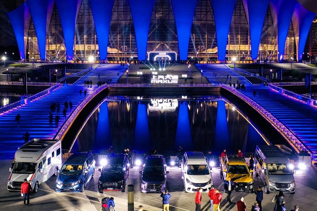 一台最讲究差异化竞争的7座车,上汽大通G50上市,8.68万起售