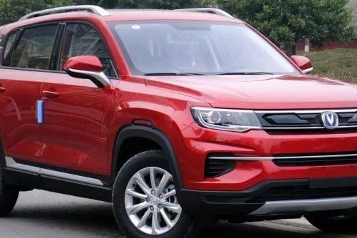 【谈车帮】四缸加爱信6AT,起售价不足7万,长安的这款SUV能火吗?