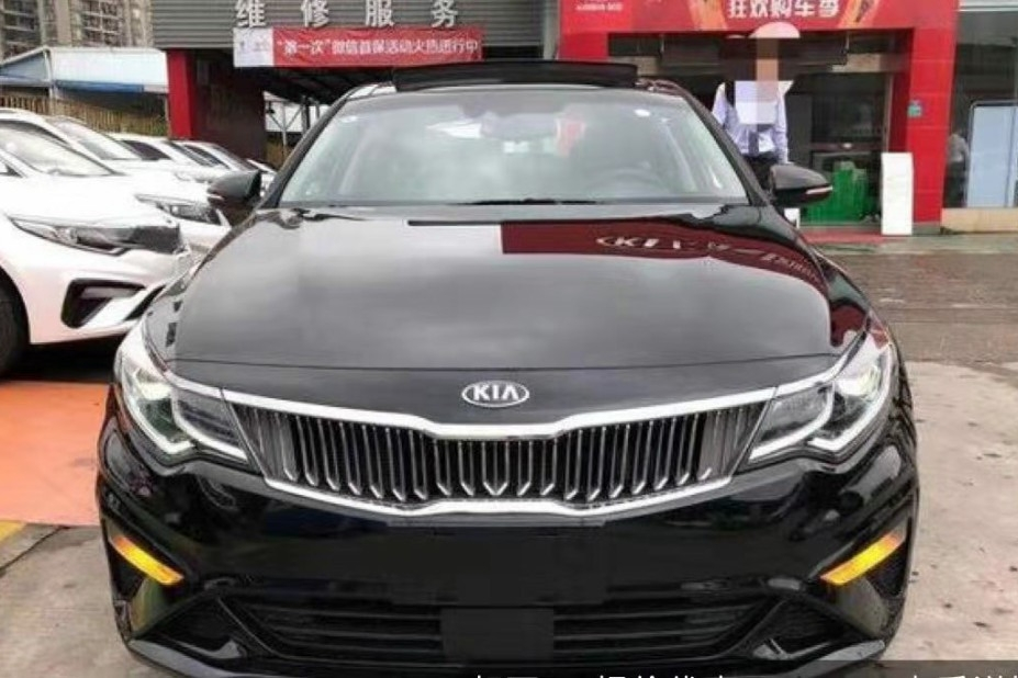 10万元级别的合资中级轿车 这款起亚K5有着很高的性价比!