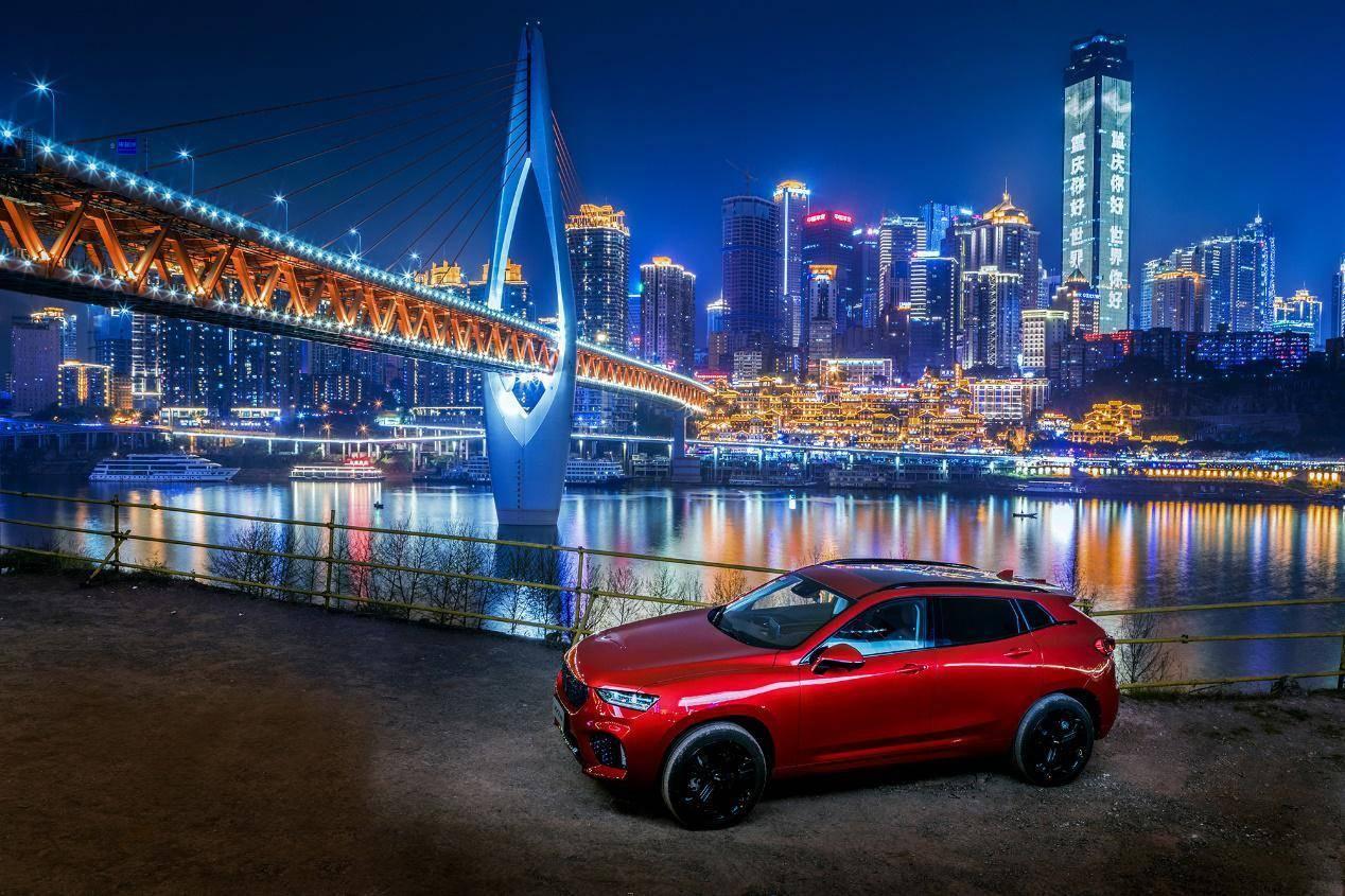 试驾丨 品学兼优  体验WEY VV7升级款的具象豪华