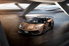 土豪们看过来!全新兰博基尼Aventador SVJ敞篷版830万元限量售