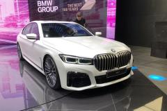 2019日内瓦车展:新款宝马7系插电混动续航能力再升级