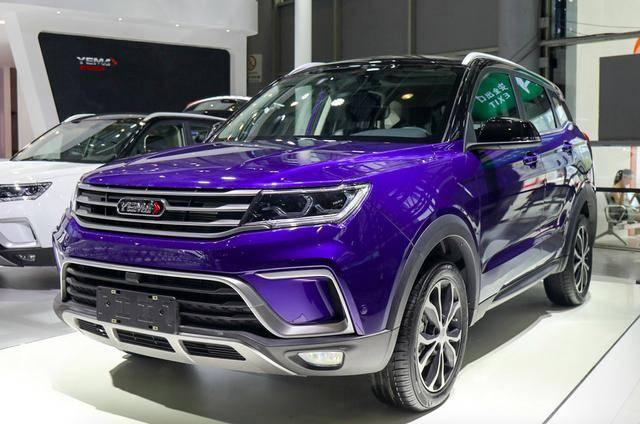 野马终于发力了!全新SUV车型3月底上市,5万多,竞争宝骏