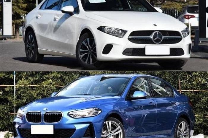 年轻人的豪华入门级小车 宝马1系和奔驰A级三厢 选谁更合适?
