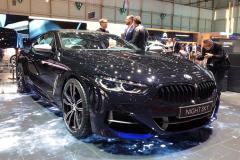 2019日内瓦车展:宝马M850i夜空版亮相 仅限量生产一台