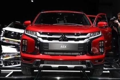 2019日内瓦车展:新款三菱ASX劲炫发布 或年内实现国产