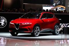 2019日内瓦车展:阿尔法•罗密欧Tonale发布 或进军国内市场