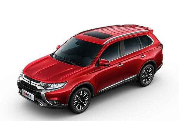 日系2.4L四驱7座SUV,16万起售,月销七千多台,撑起品牌6成销量