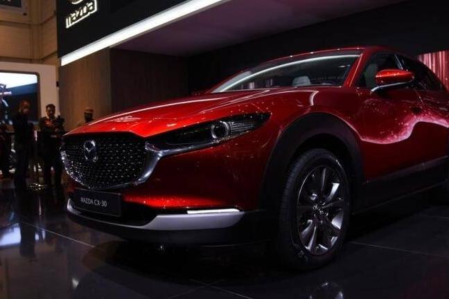 马自达CX-30日内瓦车展亮相 这款黑科技压燃技术轿跑SUV会来中国吗