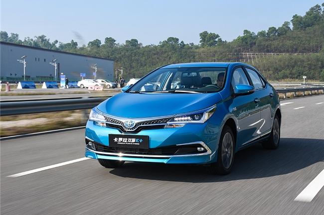 能拿绿牌的丰田混动来了 卡罗拉双擎E+补贴后18.98万起售