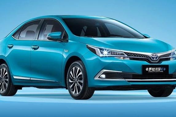 售18.98-21.28万 丰田在华首款新能源车型卡罗拉双擎E+上市