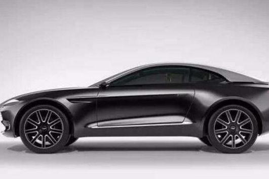 阿斯顿马丁首款SUV冬季测试,预计明年上市