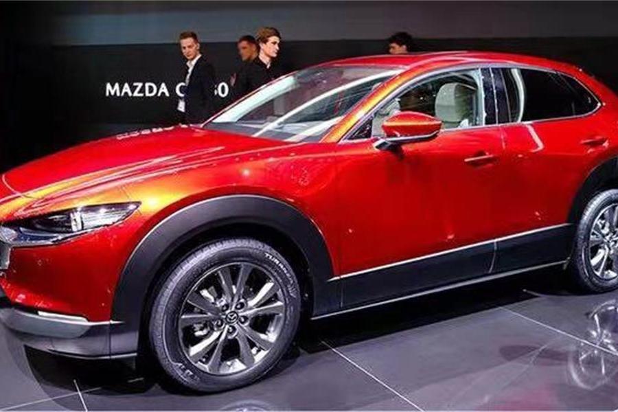 马自达CX-30横向纵向对比 空间增大回归主流 国产后多少价格?