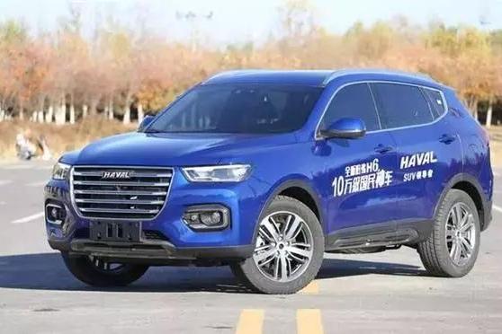 2月SUV销量TOP10:仅H6月销破2万,长安成最大赢家!