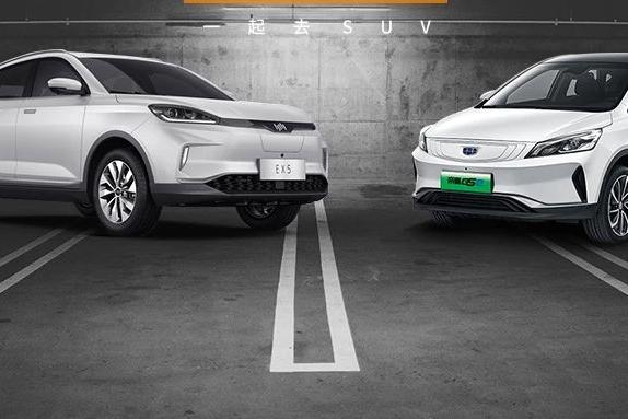 1毛钱一公里,还享受补贴,中国这2台新型SUV到底买谁好?