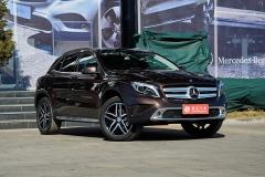 新款奔驰GLA上市27.13万起 价格微调/配置升级