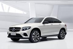新款奔驰GLC Coupe上市售46.38万起 丰富舒适性配置