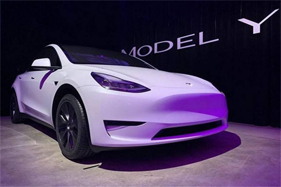 最新特斯拉Model Y发布,年底投产,约合26.22万元人民币