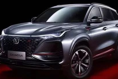 长安全新SUV官图发布,设计让人佩服,全系2.0T+8AT,对标合资