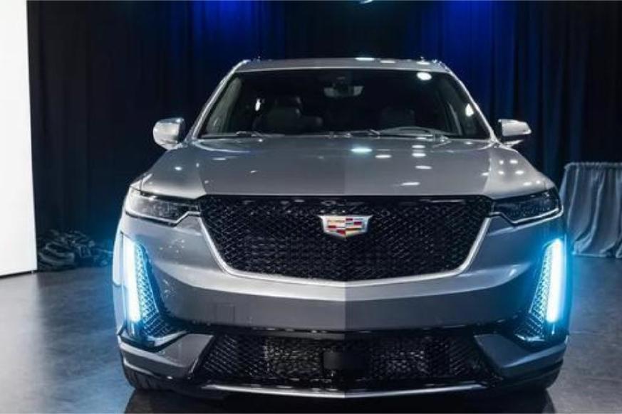 即将国产超大空间六座SUV 车长超5米 与宝马X5展开竞争