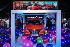 便宜又俏皮的自主小型SUV 新款长安CS15上市5.59万起