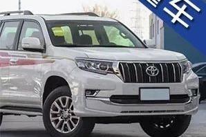 普拉多只能排第二!国内最保值的进口SUV是这10台