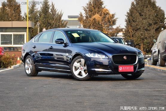 捷豹XFL最高优惠10万元 店内有现车销售