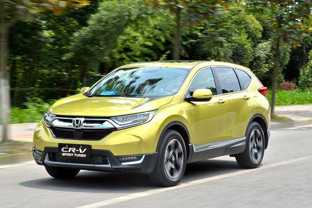 "SUV市场里的""老江湖""!最新款本田CR-V到底还值不值得买?"