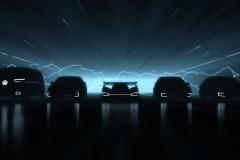 大众汽车品牌多款纯电动车型即将亮相