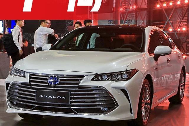 新平台、新技术,丰田全新B+级旗舰家轿,这10点你得知道!