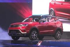 【新车图解】推出燃油、纯电7款车型,最低售价不到6万!野马博骏/EC60正式上市