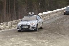 奥迪A4 Avant改款车型谍照曝光 或于年底前亮相