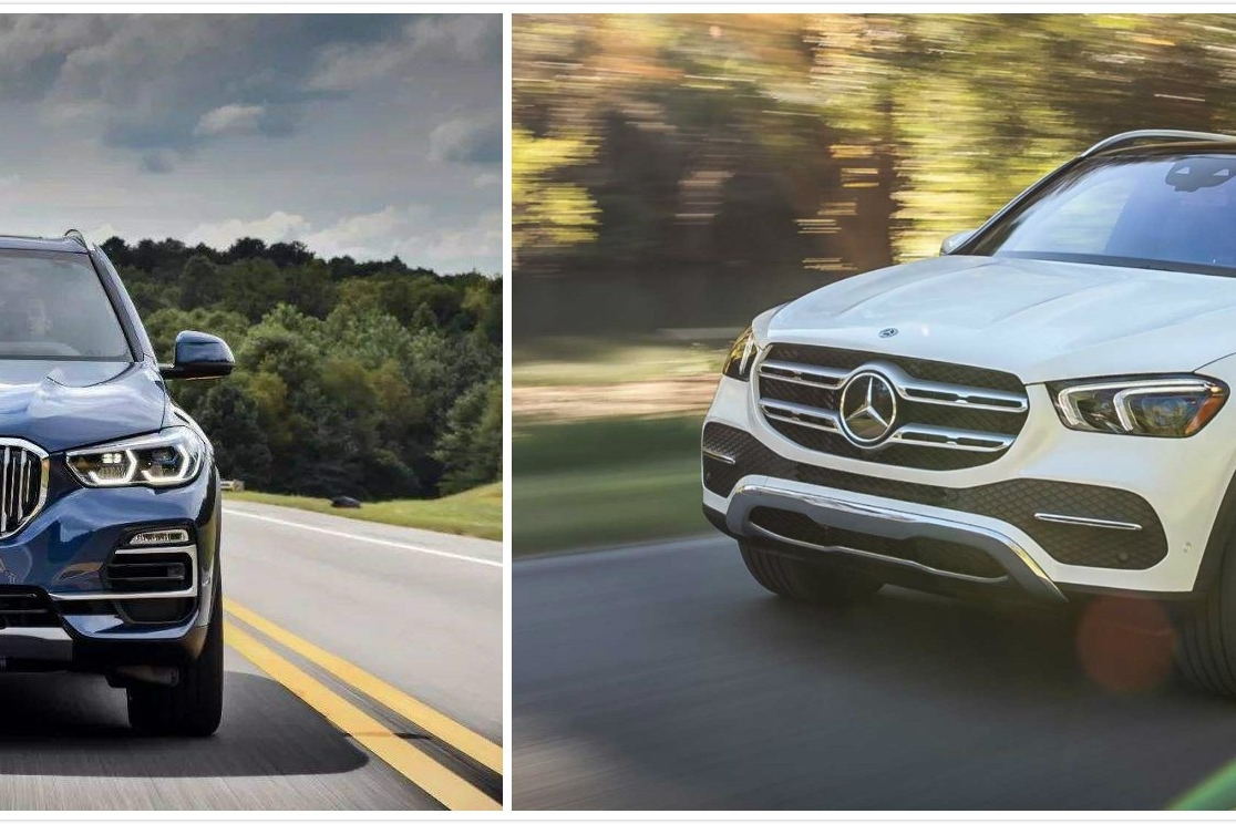 SUV的巅峰对决 2019款宝马X5对比2020款奔驰GLE