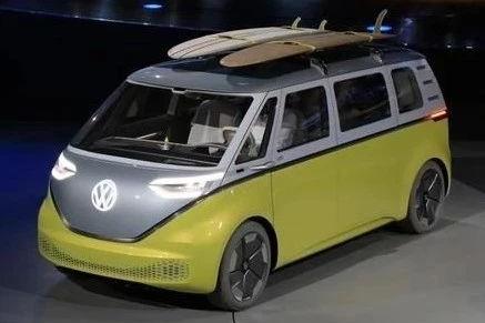 一口气发布5款纯电汽车,大众这次来真的了!