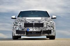 全新BMW 1系谍照曝光 或法兰克福车展首发