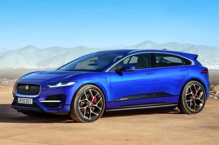 来者不善  捷豹中大型SUV——J-PACE或于2021年上市
